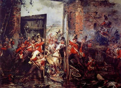 an introduction to the history of the battle of waterloo Find out more about the history of battle of waterloo, including videos, interesting articles, pictures introduction the battle of waterloo.